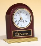 Rosewood Piano Finish Clock Arch Awards