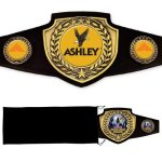 SHIELD CHAMPIONSHIP AWARD BELT Championship Award Belts