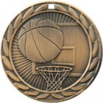 Basketball FE Iron Medal FE Iron Medal Awards