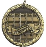 Perfect Attendance Medal Awards