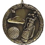 Golf Medal Awards