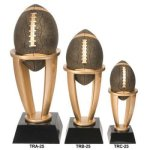 Football Tower Resin Trophies | Resin
