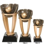 Baseball Tower Resin Trophies | Resin