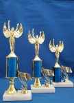 Way To Go Plus Series Trophies | Traditional